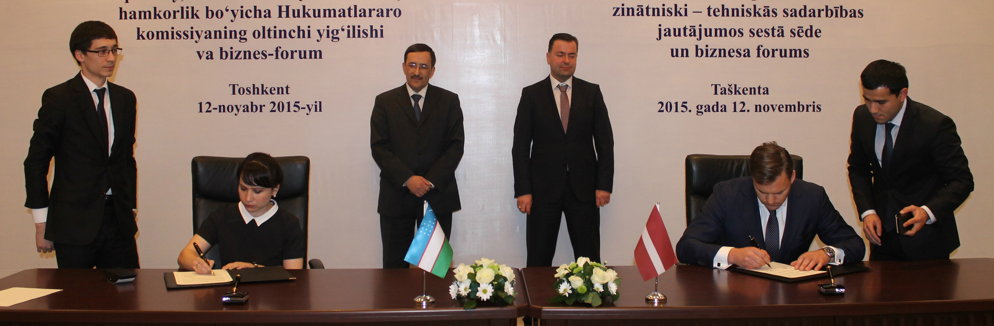 """Janis Mozga: """"Exporting goods and making joint ventures in Uzbekistan is a great way to enter in CIS market"""""""