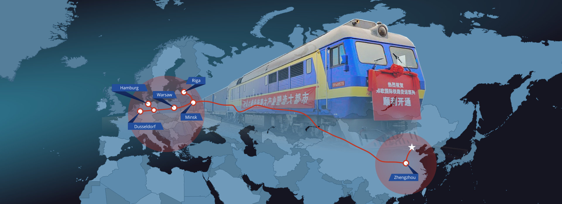 Morning Coffee with SONORA, October 4: Faster Container Cargo deliveries from China – Railway