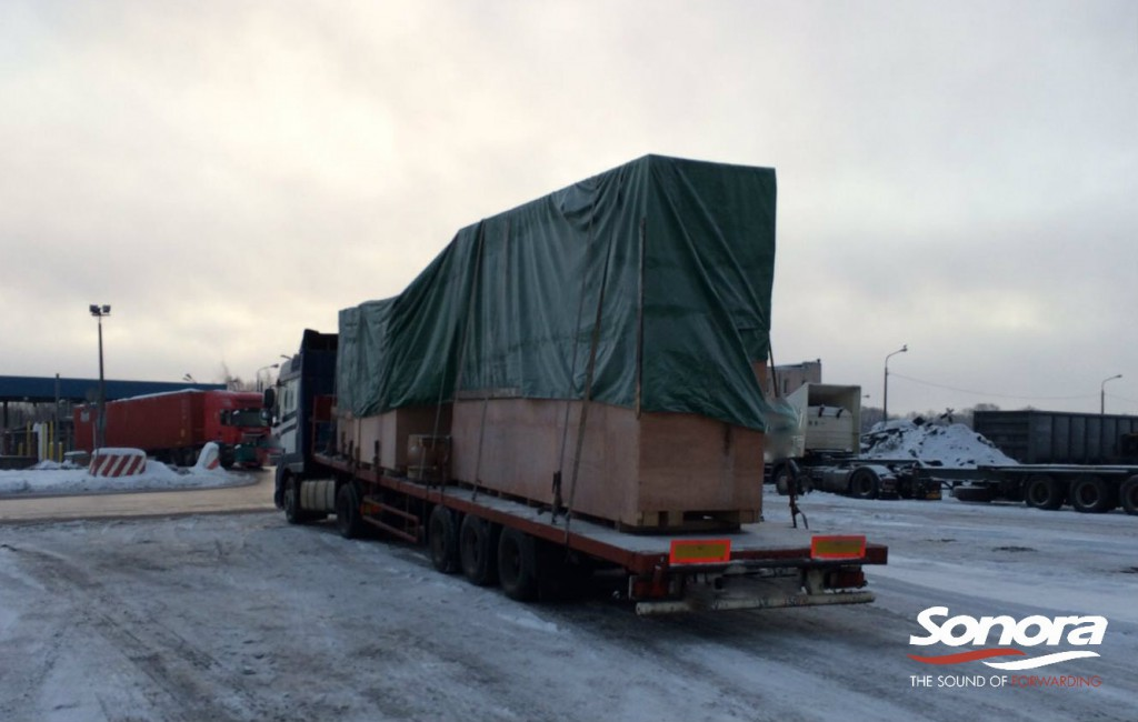 One more successful Project Cargo of SONORA