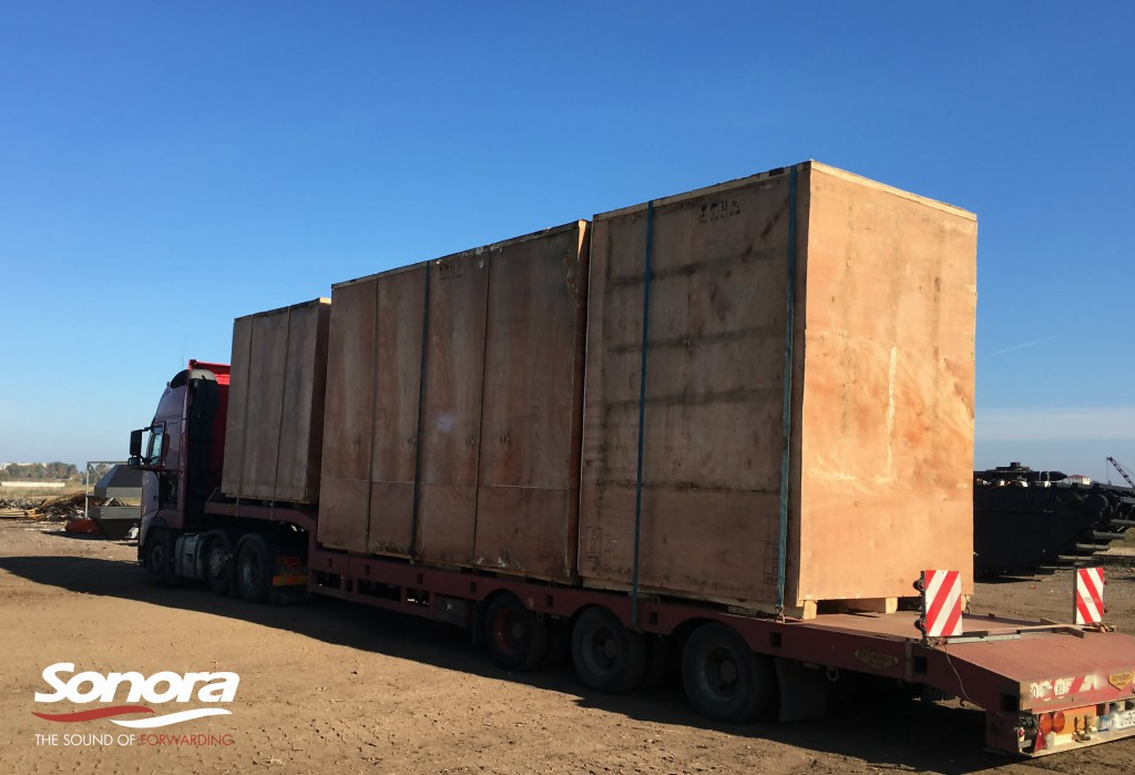Project Cargo - by SONORA