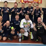 SONORA floorball team again wins the championship title