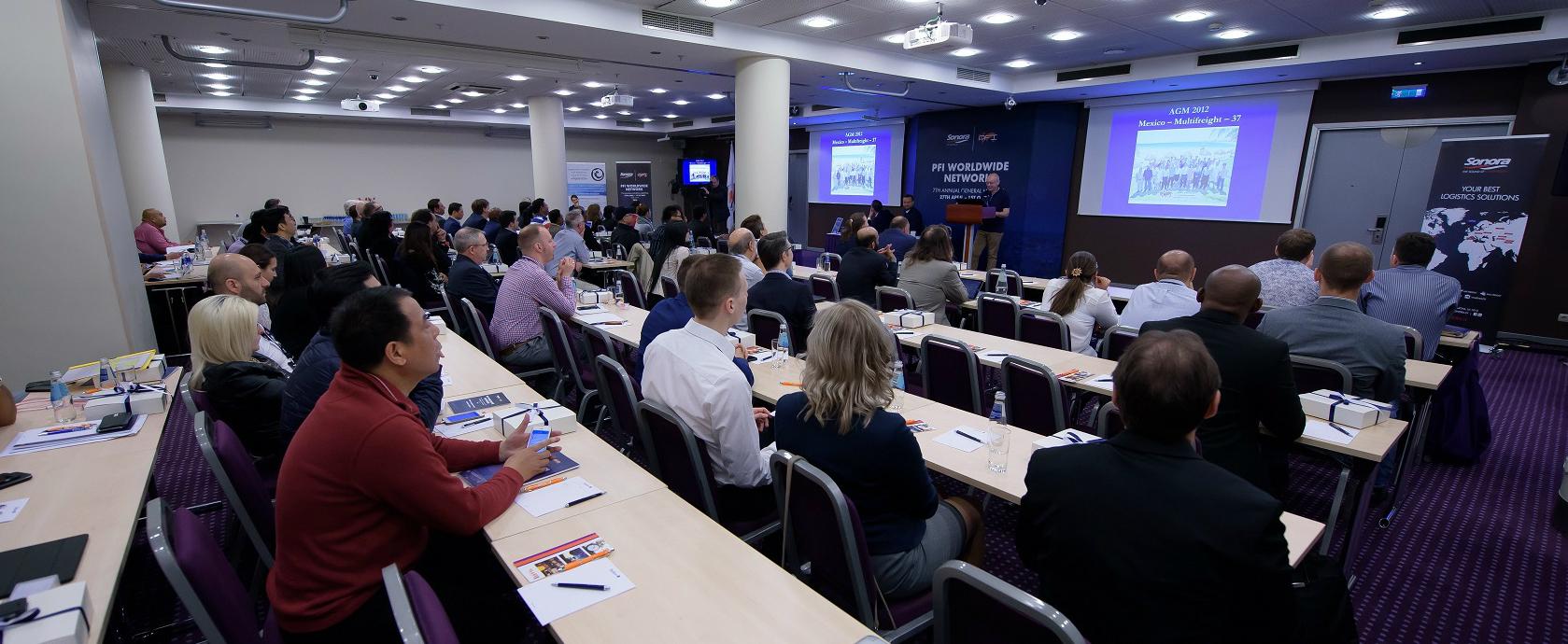 Vidéo: 7eme conférence mondiale des Transporteurs Professionnels Internationaux à Riga