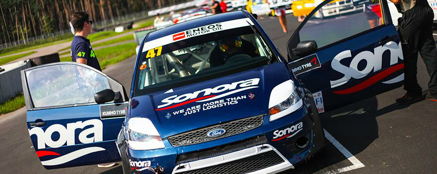 SONORA RACING TEAM - Ready for the New Season