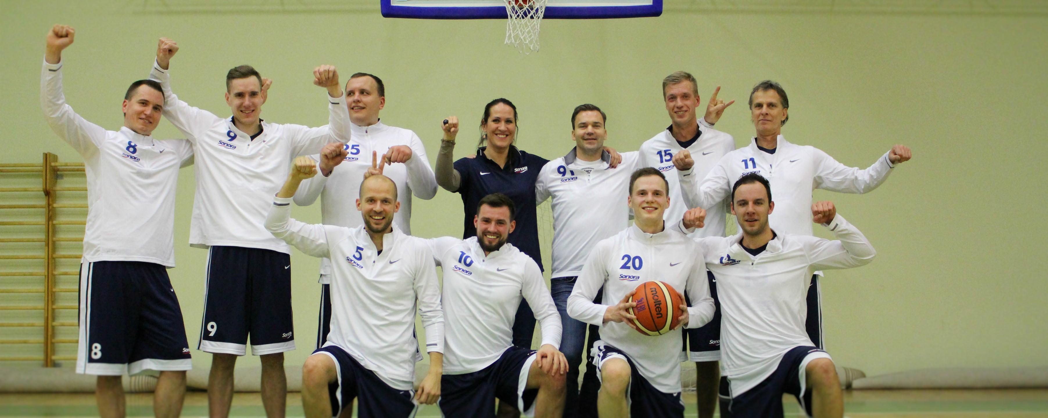 Баскетбольные команды Сонора