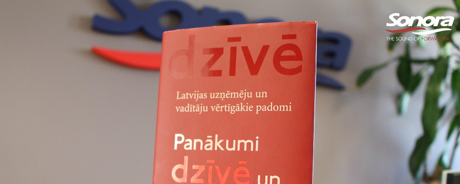Успехи в жизни и бизнесе. Ценные советы латвийских предпринимателей  и руководителей