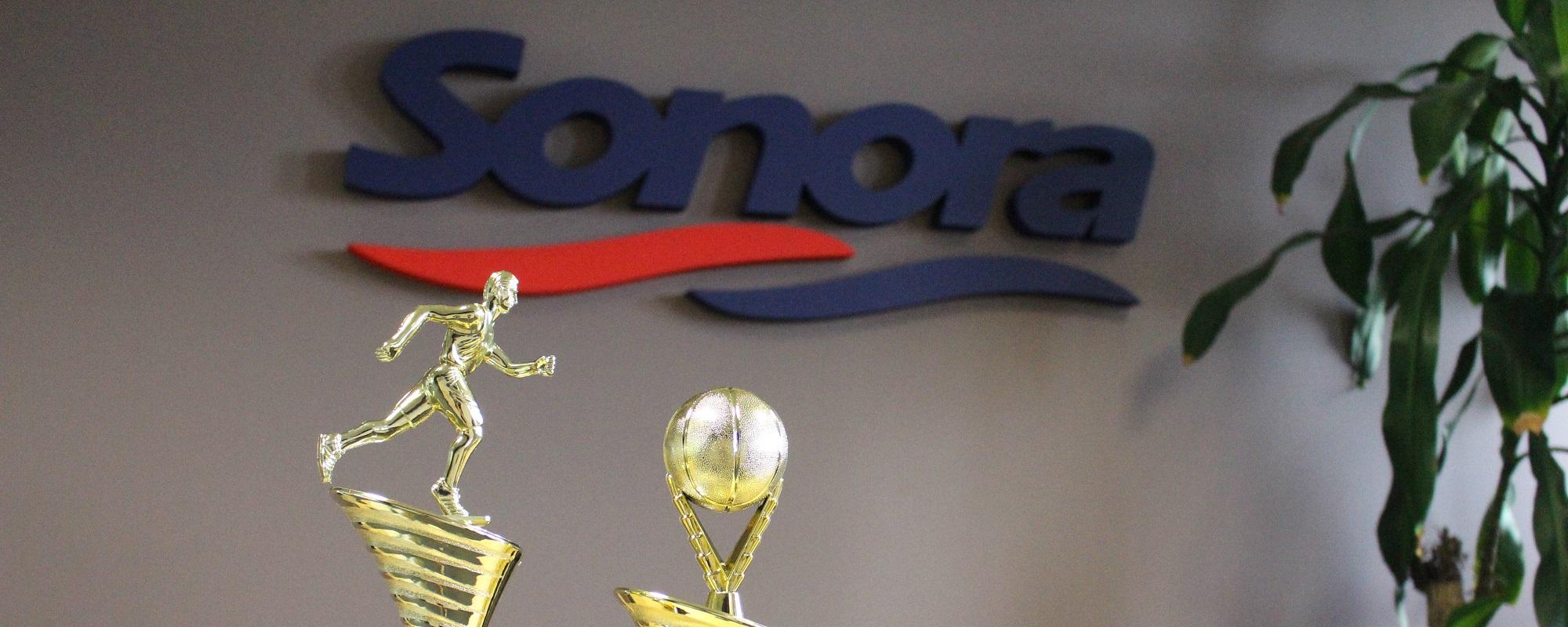 SONORA успешно стартовала на Спортивных Играх Латвийских Предпринимателей