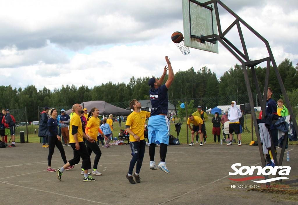 Sonora basketbols