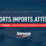 Приглашаем принять участие в одной из значительнейших конференций в Латвии: «Экспорт. Импорт. Развитие»