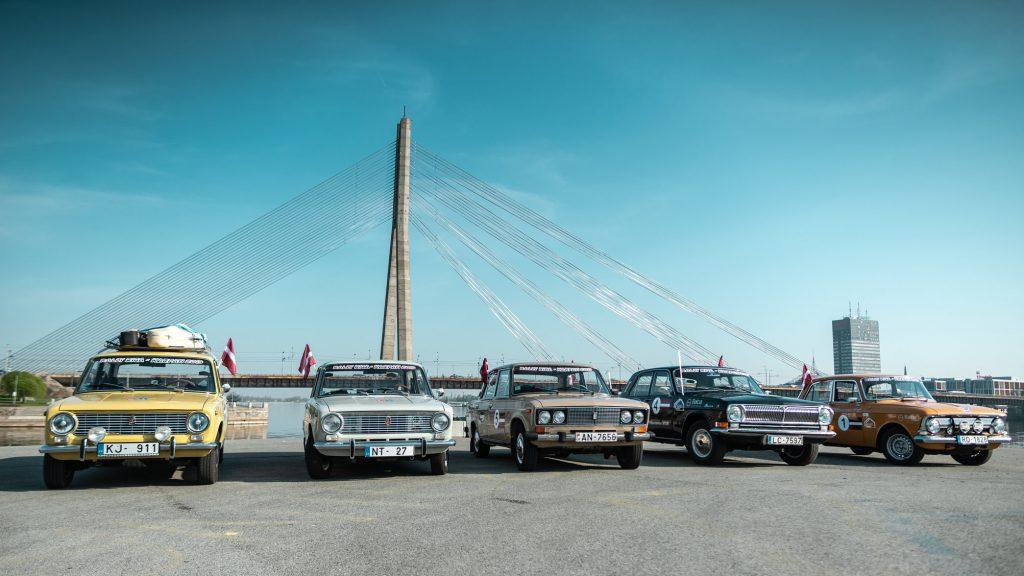 ралли Рига - Карпаты 2019