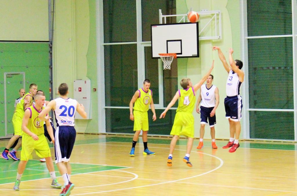 Sonora basketbols 33