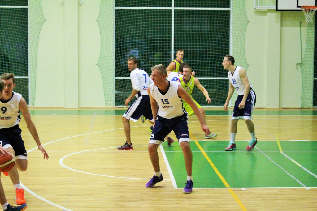 Sonora basketbols 44