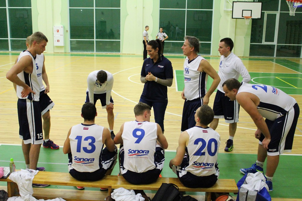 Sonora Basketbols 2