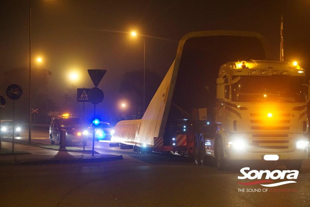 Nestandarta kravu pārvadājumi - lielgabarīta krava