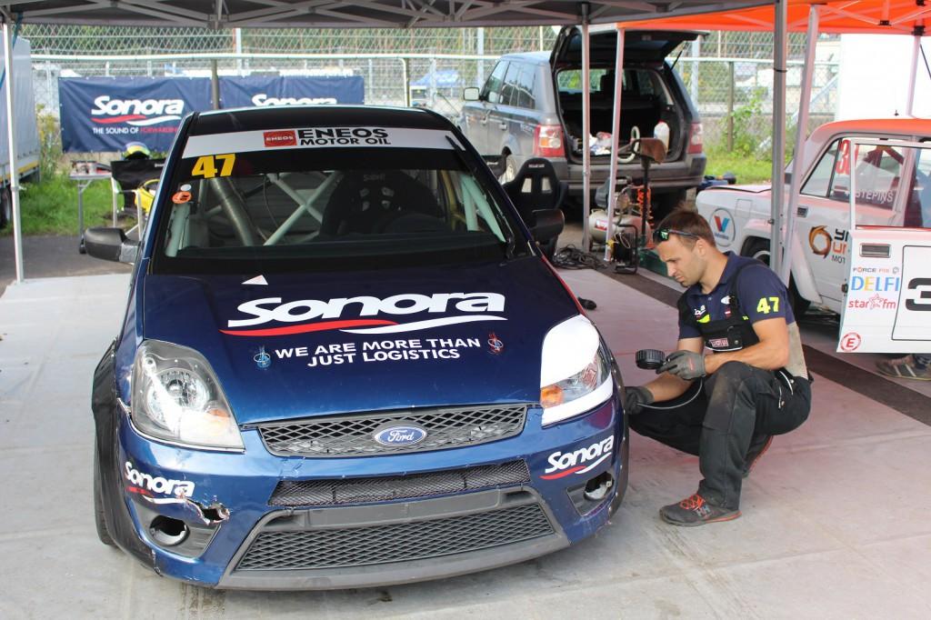 Nedēļas nogalē Biķernieku trasē risinājās jau 4. Baltijas  Autošosejas čempionāta posms, kur startēja arī mūsu SONORA Racing komandas dalībnieks Ansis Frīdbergs (nr.47).