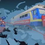 Dzelzceļa no Ķīnas web
