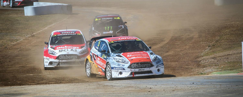 Jau rīt Latvijā sāksies FIA Pasaules rallijkrosa čempionāta posms – NESTE World RX Of Latvia
