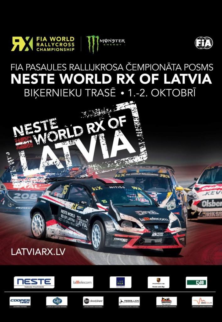 FIA Pasaules rallijkrosa čempionāta posms – NESTE World RX Of Latvia