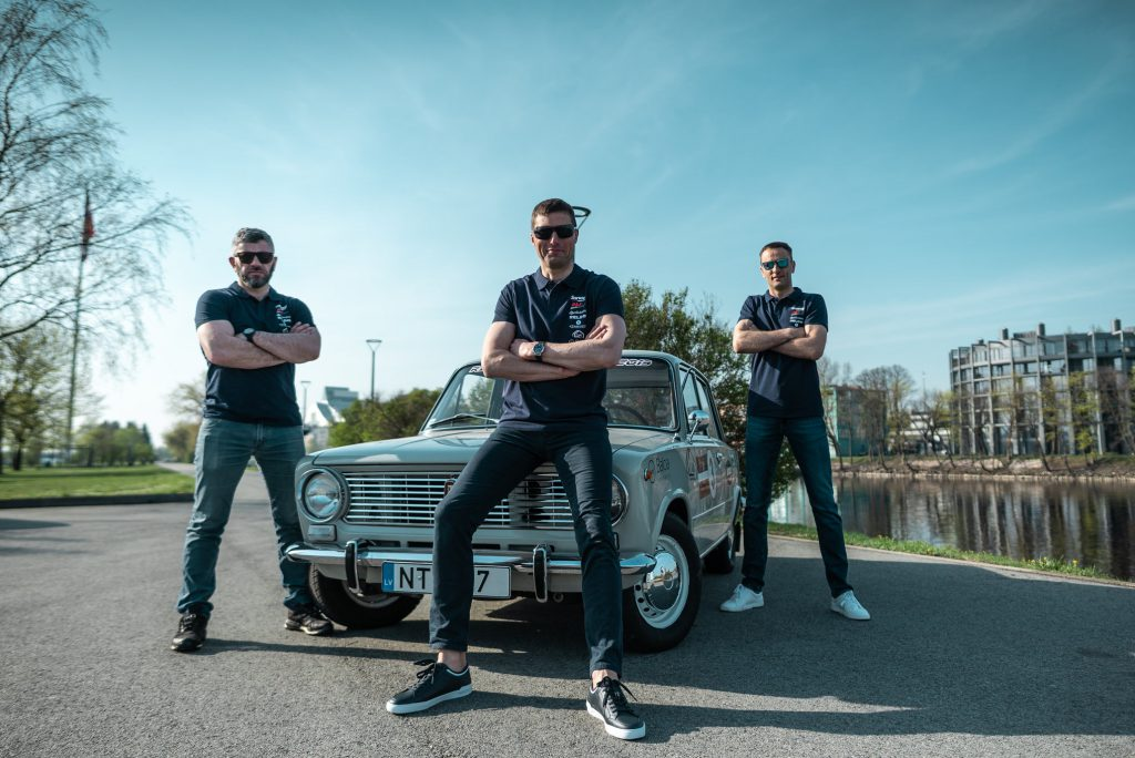 Rally Riga Karpati 2019